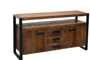 Kast dressoir industrieel